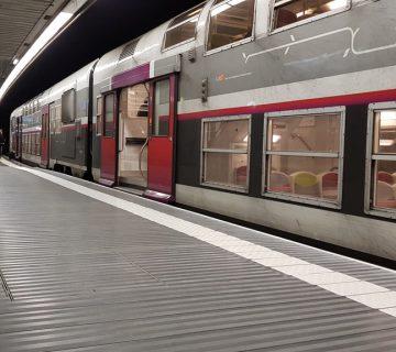 RHP composite Gare SNCF Austerlitz